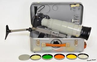 Photo Sniper Tair3-PHS & Zenit EM.