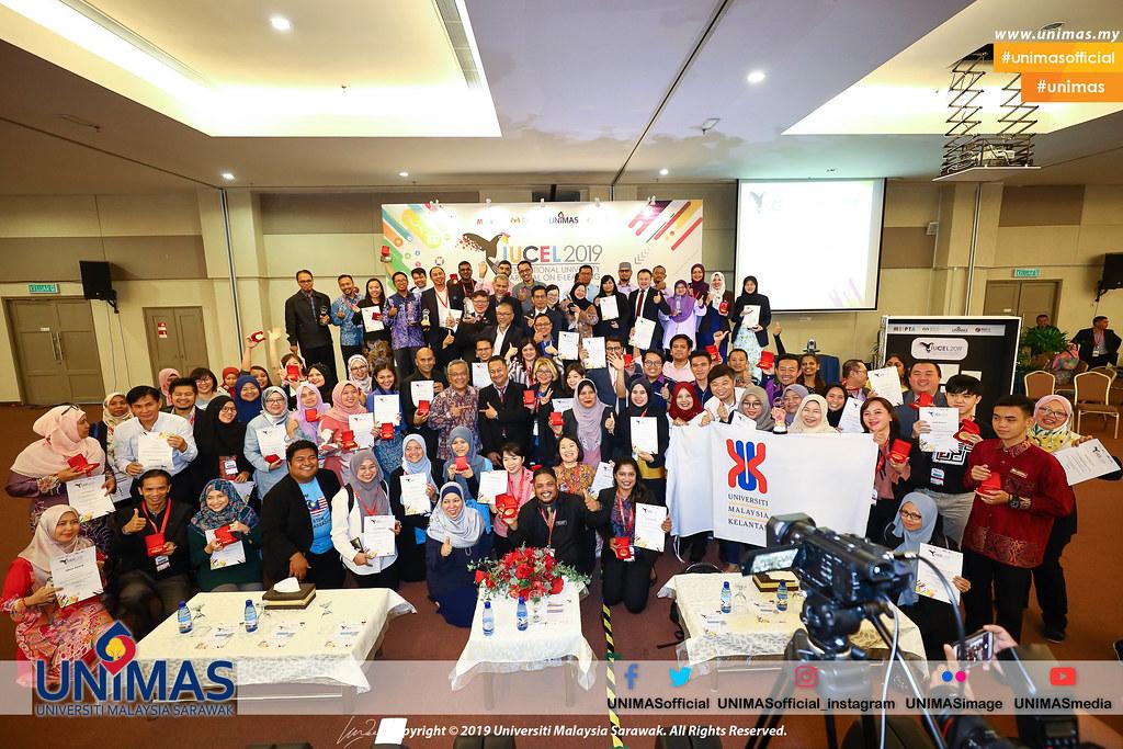 Majlis Penutupan International University Carnival on E-Learning 2019 (IUCEL2019)