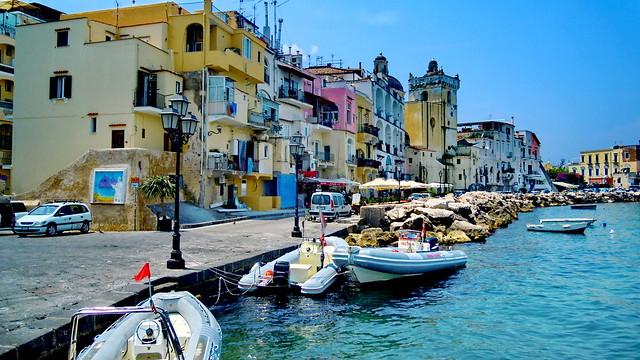 Ischia waterfront