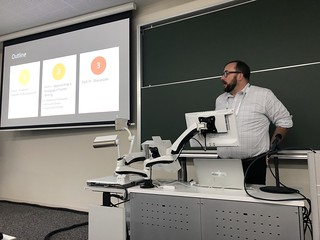 Seth Hudson:  Phenomenological Research Approaches to Game Pedagogy
