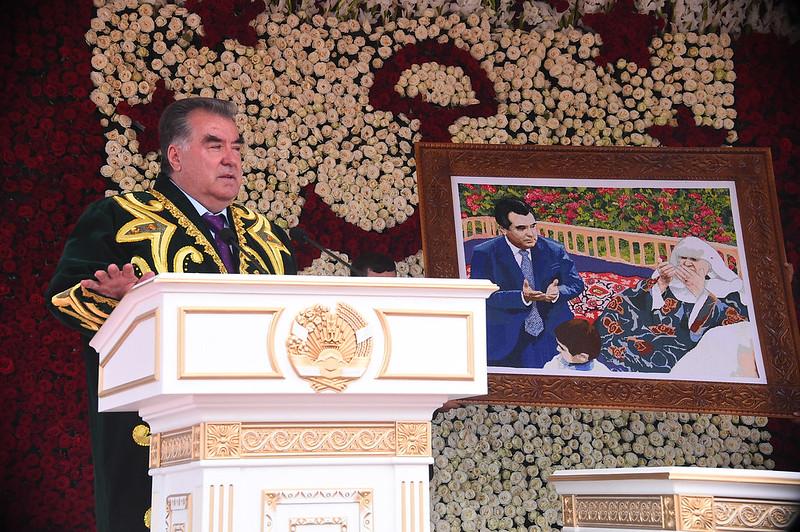 Мулоқот бо сокинону фаъолони ноҳияи Зафаробод   22.08.2019