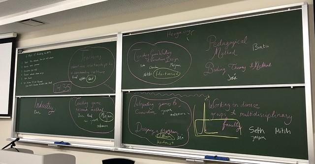 TGPA Final Blackboard: Workgroups