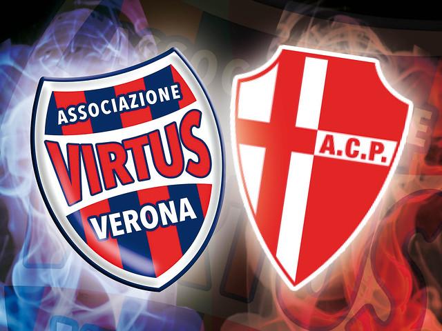 Virtus Verona - Padova 1-3 FINALE