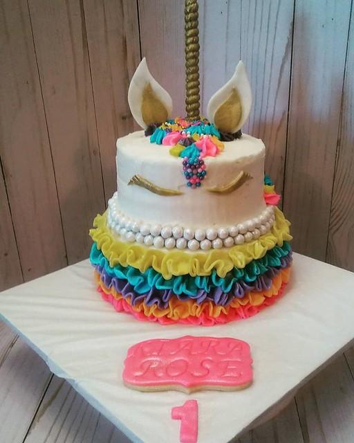 Cake by Amanda's Sweet Treats