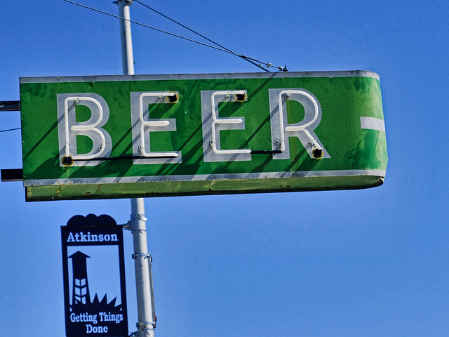 Umm, Beer