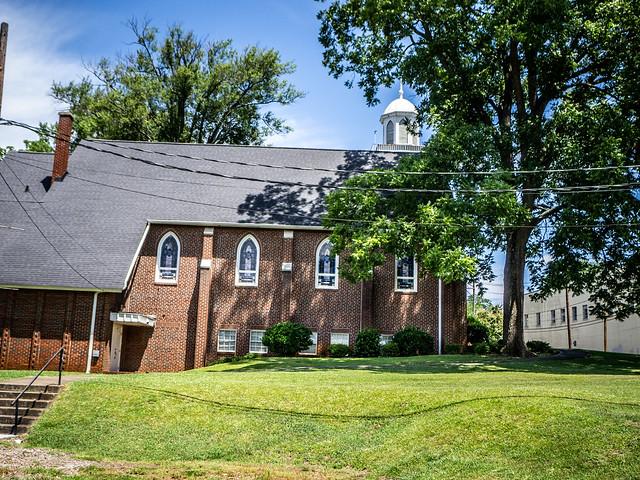 Monaghan Methodist Church