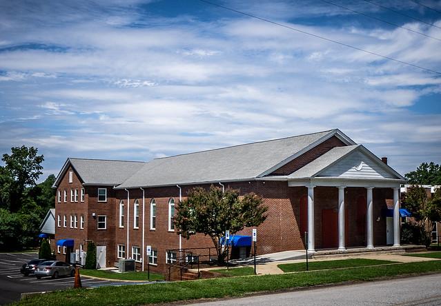 Pickens Mill Baptist Church