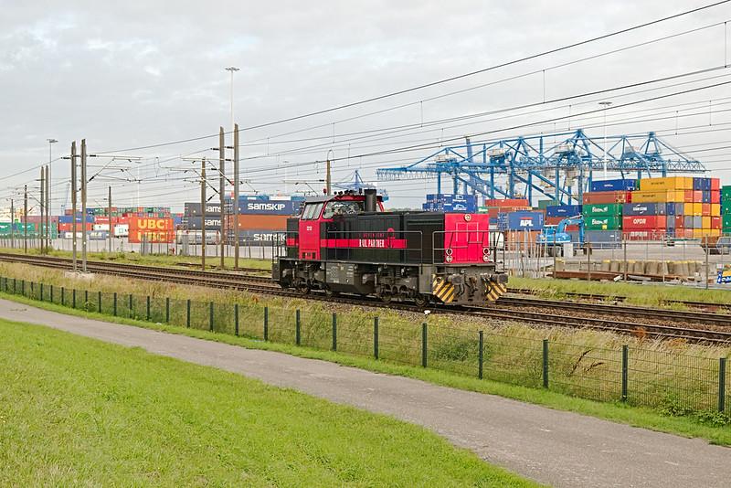 Independent Rail Partner 2212 - Rotterdam
