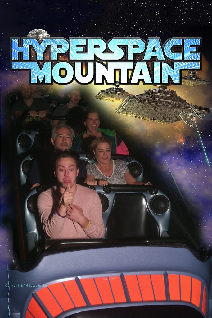 On Hyperspace Mountain