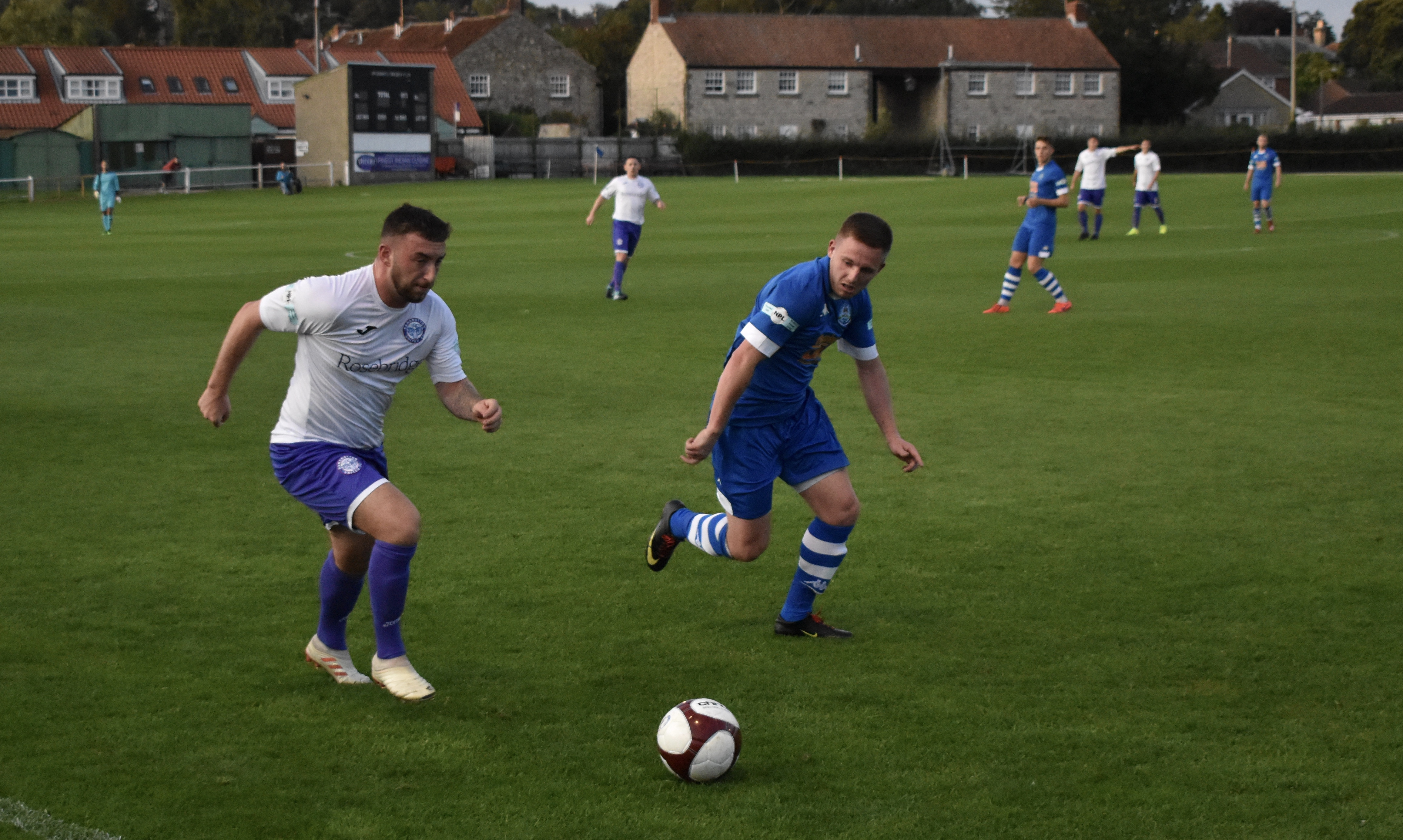 Pickering 1 Rams 2 - Match Action