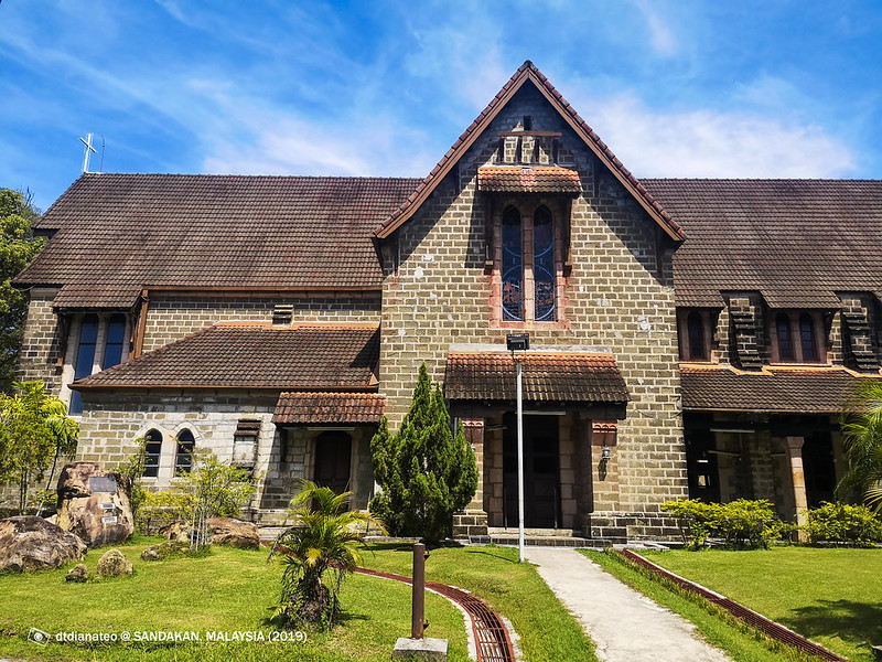 2019 Sandakan St Michael's and All Angels Church