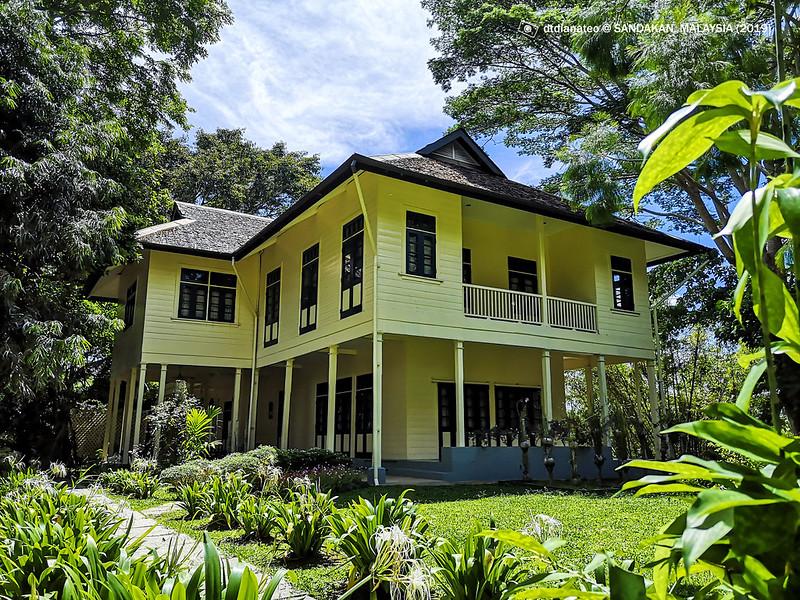 2019 Sandakan Agnes Keith House