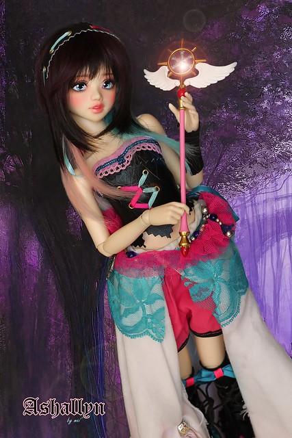 Ashallyn ♪ my magical character ♥
