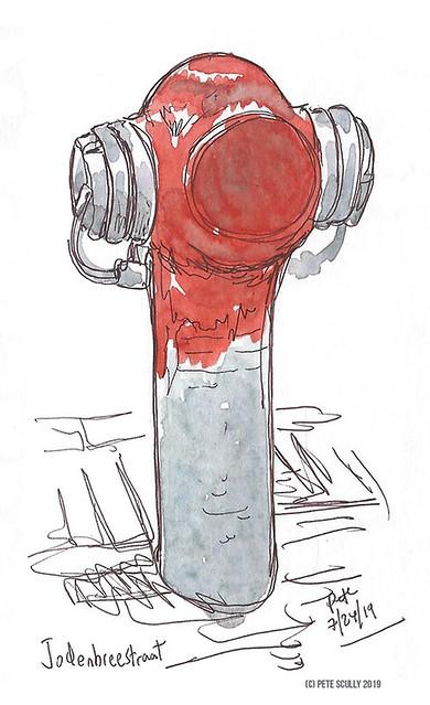 Amsterdam Hydrant sm