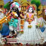 ISKCON Nasik Deity Darshan 22 Aug 2019