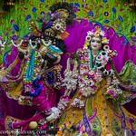 ISKCON Vrindavan Deity Darshan 22 Aug 2019
