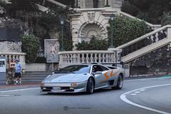 Lamborghini Diablo SV - Monaco the 5th of August, 2019