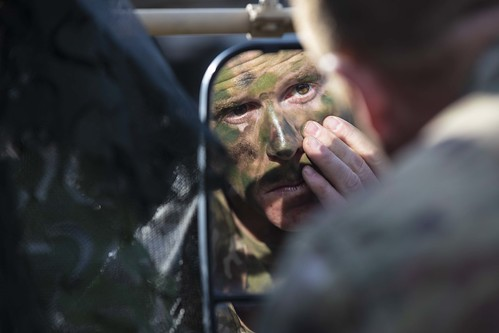 Face Paint | by The U.S. Army