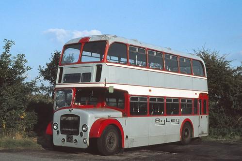 Byley Stores & Garage Company . Byley , Cheshire . 290HFM . Byley , Cheshire . Friday 28th-September-1979 .