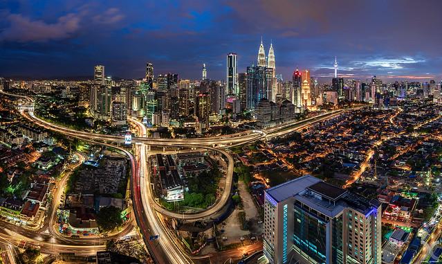 The Veins Of Kuala Lumpur