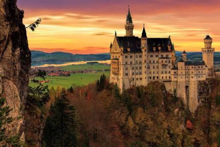 5 míst, kam se vydat v Německu