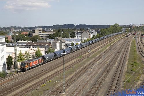 187 536 . HSL . 98662 . Aachen Rothe Erde . 22.08.19.