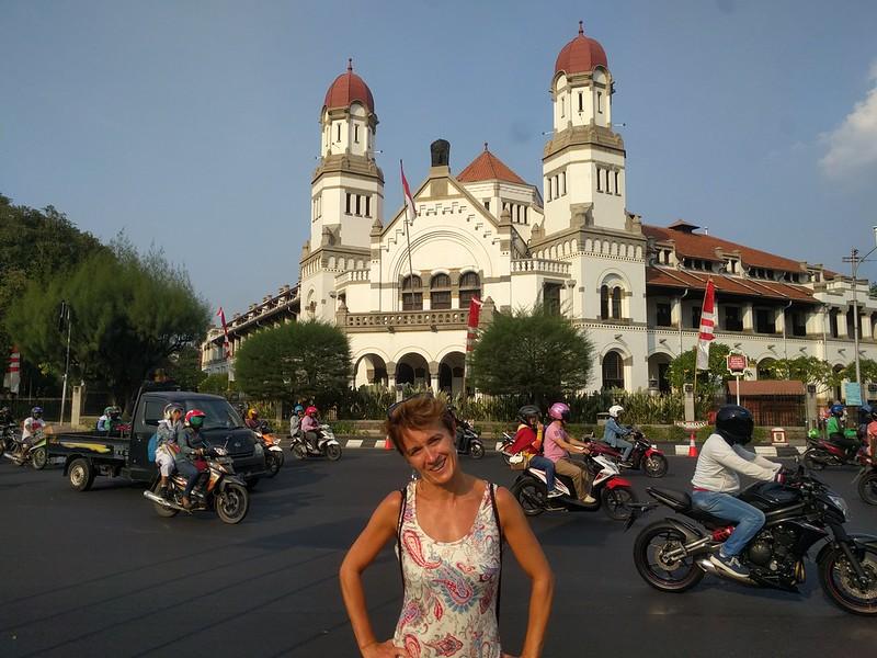 turismo en Semarang: Visita a Lawang Sewu