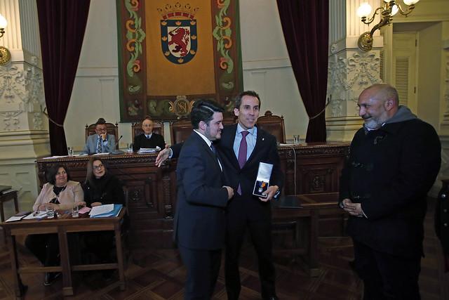 Despedida al Concejal Jorge Acosta