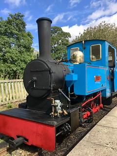 Bunty - Heatherslaw Light Railway