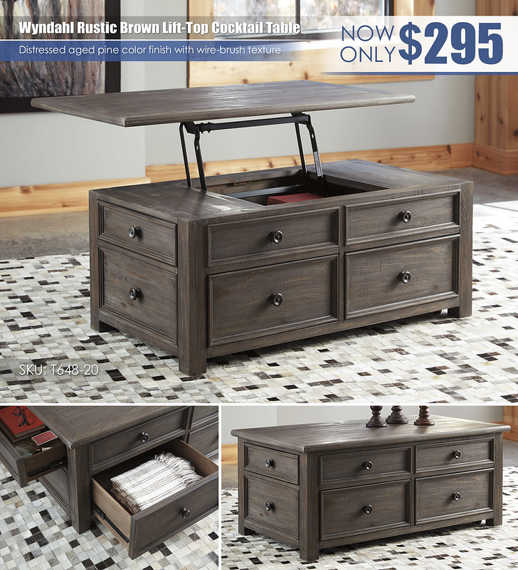 Wyndahl Rustic Brown Lift-Top Cocktail Table_T648-20_LayoutALT