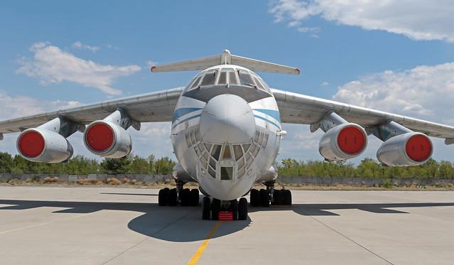 4L-MGC UAFM 10-07-2019 Unknown Ilyushin IL-76TD CN 0023441189