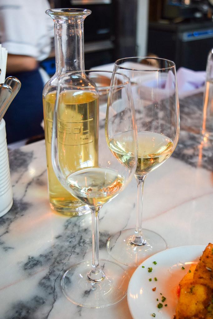 Portuguese White Wine at Bar Douro, London Bridge