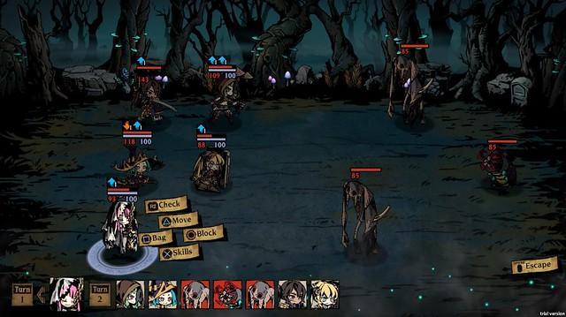 PS4 battle