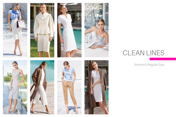 Clean Lines Collection
