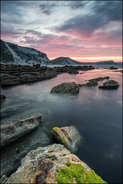 MUPE BAY SUNRISE,  Dorset, UK