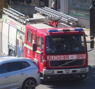 North Yorkshire Fire & Rescue Service (NX54 DKN)