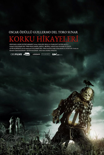 Korku Hikâyeleri - Scary Stories to Tell in the Dark