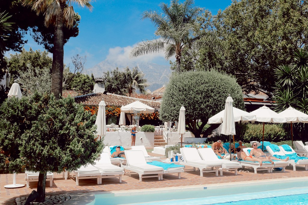 The Little Magpie Travel blog Marbella Club Hotel Review