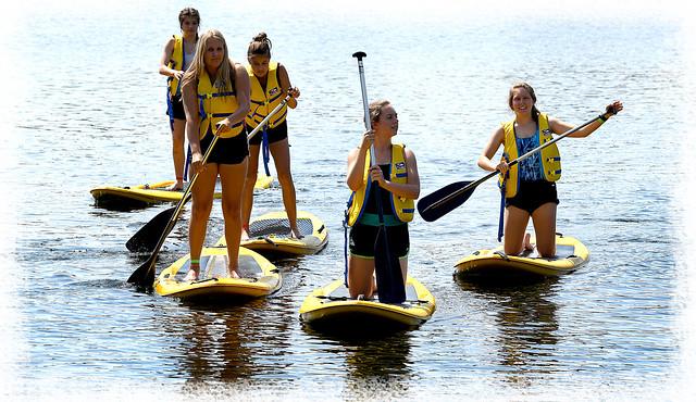 Paddleboard Girls