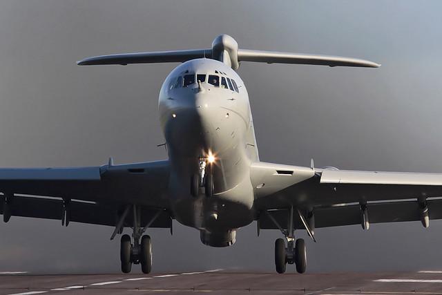 VC10 K3 ZA148 'G' 101 Squadron