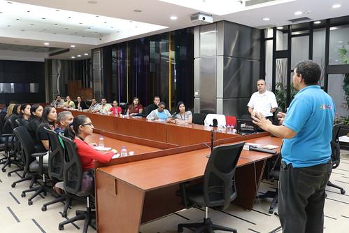 Cancillería inicia Plan de Formación Integral para la Integración de personas con discapacidad