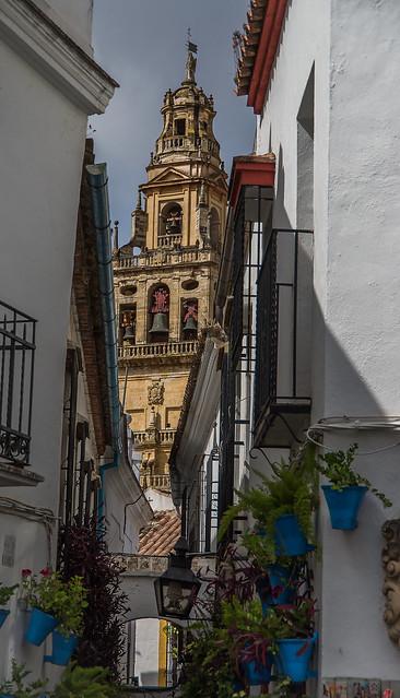 Torre de la Mezquita de Córdoba.