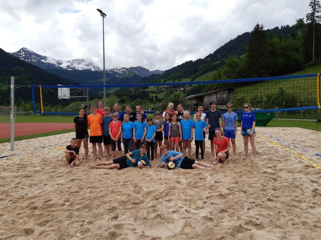 Beach Schülerturnier 2019