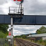 Lower Quadrant Signal, Abergavenny, 11  July 2019 (1)