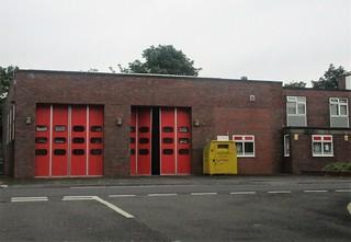 South Yorkshire Fire & Rescue Service (Elm Lane)