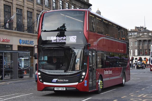 Borders Buses Alexander Dennis Enviro 400 MMC 11801