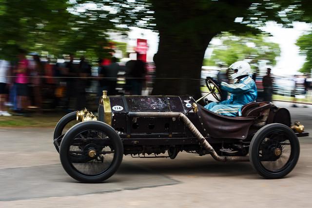 1911 SCAT TYPE C RACER TARGA FLORIO