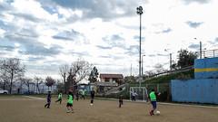 Liga Formativa de Futbol Cancha el Maitén de Miraflores