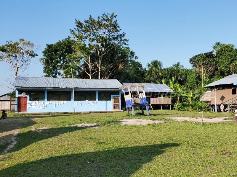 San Juan de Yanayacu village