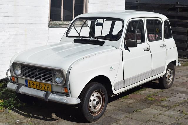 Renault 4 GTL 1984